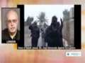 [18 Jan 2014] ISIL militants confess to direct Saudi links - English