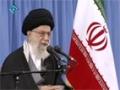 دیدار جمعی از مداحان اهل بیت علیهمالسلام - Aytaullah Khamenei   20 Apr 2014 - Farsi