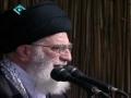 حضور در یادمان شهدای شرق کارون - Aytaullah Khamenei   26 Mar 2014 - Farsi