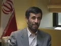 President Ahmadinejad Interview Sept 08 with Democracy Now - Part 3 - English