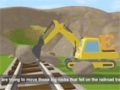 Learn about the Letter E - The Alphabet Adventure With Alice And Shawn The Train - English