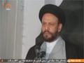 {02} [Majlis e Aza] Muharram 1436 - Dars e Karbala | درسِ کربلا | H.I Zaki Baqri - India - Urdu