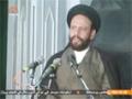 {04} [Majlis e Aza] Muharram 1436 - Dars e Karbala | درسِ کربلا | H.I Zaki Baqri - India - Urdu