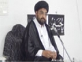 [Majlis 2] Philosophy of Battle of Karbala - 25th October 2014 - Moulana Syed Taqi Raza Abedi - Urdu
