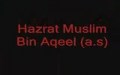 [Audio] -  What realy happened in Kofa ? Shahadate Hazrat Muslim bin Aqeel (a.s) by Agha