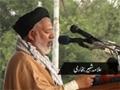 [بیداری ملت کانفرنس] Speech : Mulana Shabir Bukhari - 09 Aug 2015 - Urdu