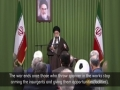 The logical solution for Syria by the Leader of the Muslim Ummah - Farsi sub English
