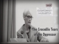 The Crocodile Tears of the Oppressor   Leader of the Muslim Ummah   English & Farsi